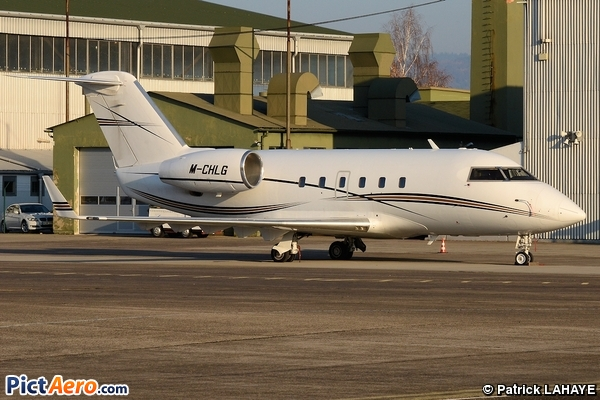Canadair CL-600-1A11 Challenger (Albion Holdings Ltd)