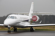 Cessna 680 Citation Sovereign (EC-KMK)