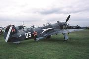 Yakovlev Yak-9U-M (F-AZYJ)