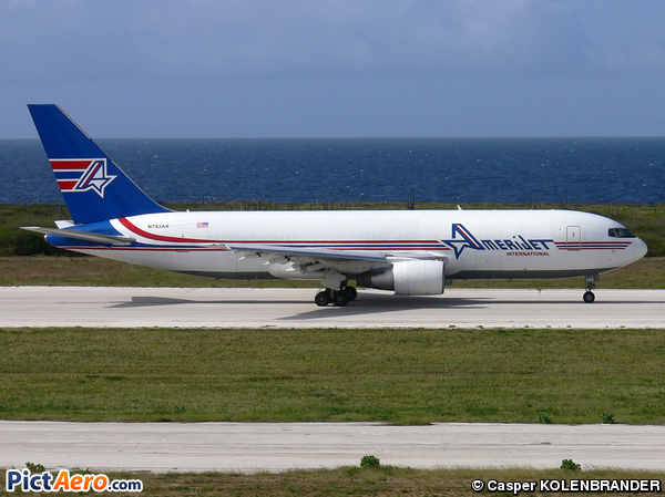 Boeing 767-232/BDSF (Amerijet International)