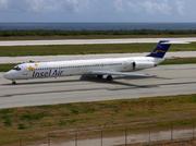 McDonnell Douglas MD-83 (DC-9-83) (PJ-MDA)