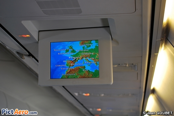 Royal air maroc interieur images for Interieur 747 cargo
