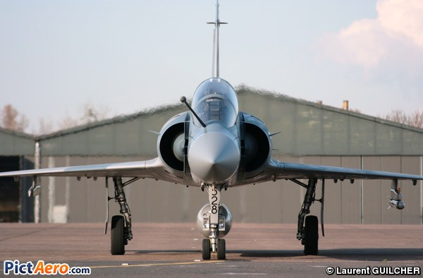 Dassault Mirage 2000B (France - Air Force)