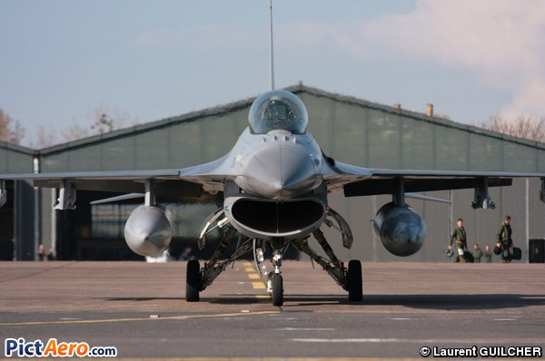 SABCA F-16A Fighting Falcon (Belgium - Air Force)
