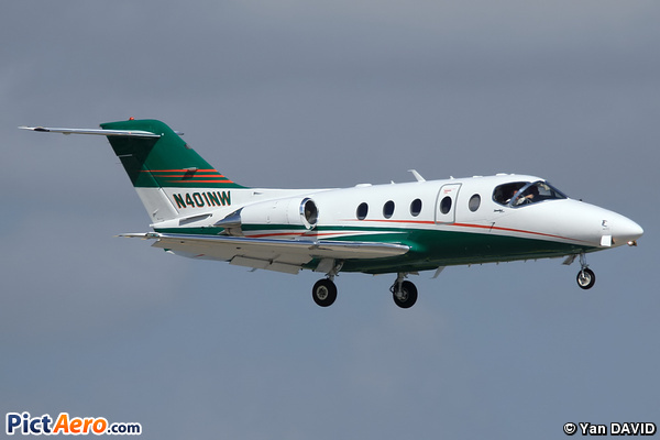 Beech 400-A Beechjet (Private)