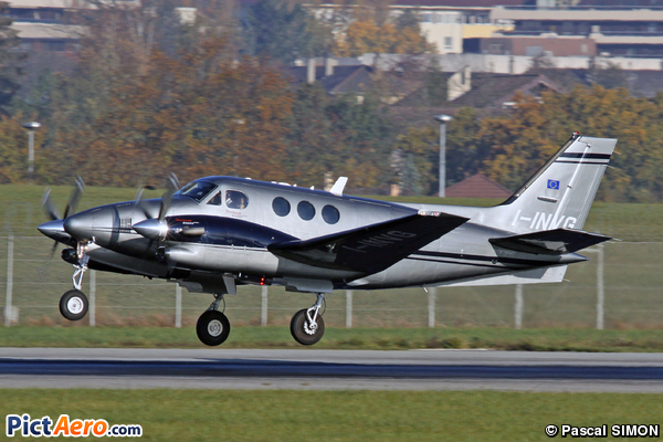 Beech C90GT King Air (Sirio)