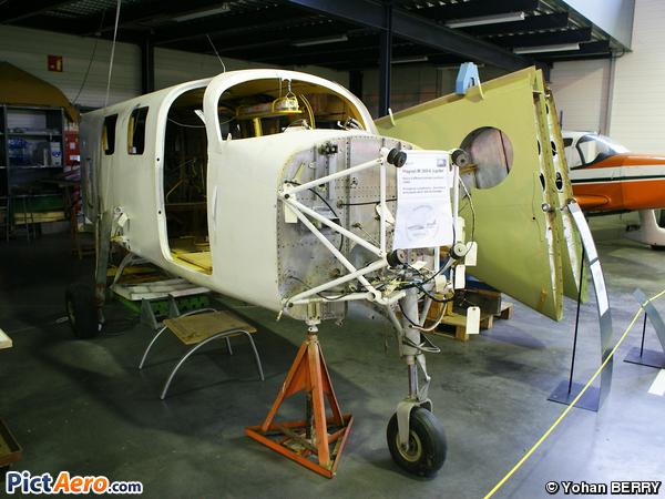M-360-6 Jupiter (Musée Régional de l'Air)