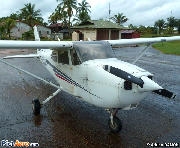 Cessna 172SP Skyhawk (Aéroclub de Cayenne Matoury)