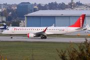 Embraer ERJ-190LR (ERJ-190-100LR) (HB-JQG)