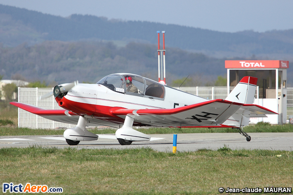 Jodel DR-100 Ambassadeur (PRIVATE)
