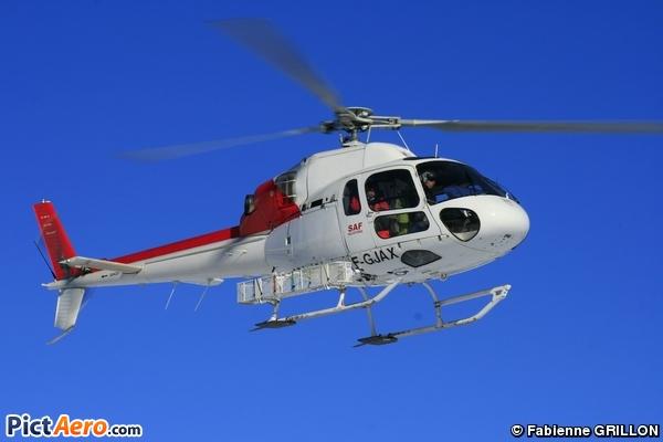 Aérospatiale AS-355N Ecureuil 2 (SAF)