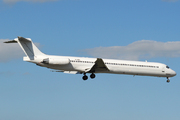 McDonnell Douglas MD-83 (DC-9-83) (YR-HBD)