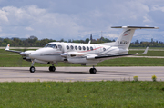 Beech Super King Air 350 (LN-AWD)