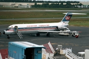 McDonnell Douglas DC-9-32 (YU-AHL)