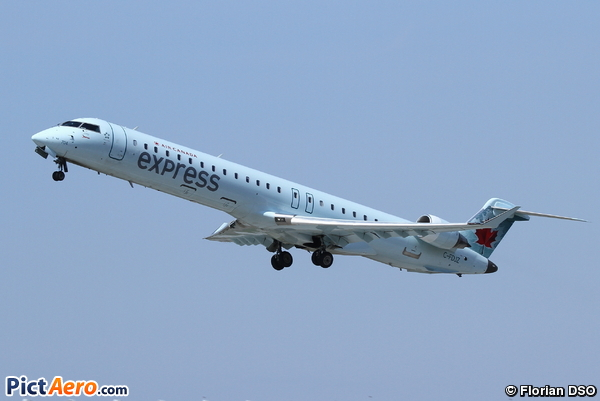 Canadair CL-600-2D15 Regional Jet CRJ-705ER (JAZZ Aviation LP)
