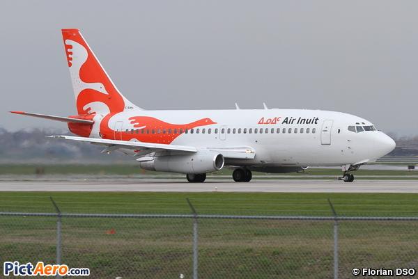 Boeing 737-2Q2C (Air Inuit)