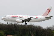 Boeing 737-5H3 (TS-IOH)