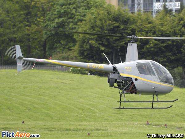 Robinson R-22 Beta (privé)
