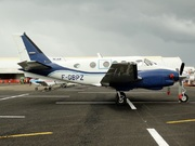 Beechcraft C90 King Air (F-GBPZ)
