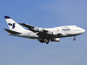 Boeing 747SP-86 (EP-IAA)