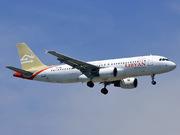 Airbus A320-214 (TS-INP)