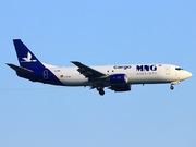 Boeing 737-4K5 (TC-MCF)