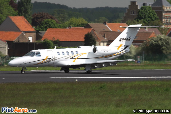 Cessna 525C Citation jet 4 (Private)