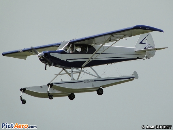 Piper PA-18A-150 Super Cub (Aircraft Guaranty Corp Trustee)