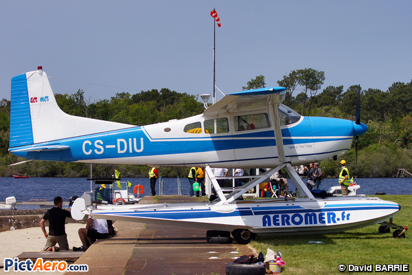 Cessna 185 Skywagon (Private ex-Mobilfly)