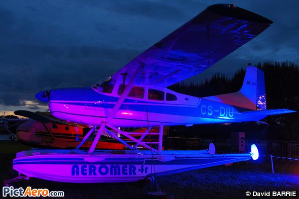 Cessna 185 Skywagon (Private ex-Mobilfly)