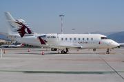 Canadair CL-600-2B16 Challenger 605 (A7-CEA)