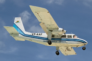 Britten-Norman BN-2B-20 Islander (VP-AAF)