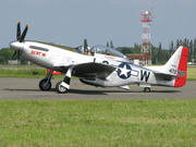 North American TF-51D Mustang - PH-VDF