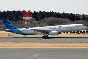 Airbus A330-341 (PK-GPC)