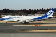 Boeing 747-4KZF (JA07KZ)