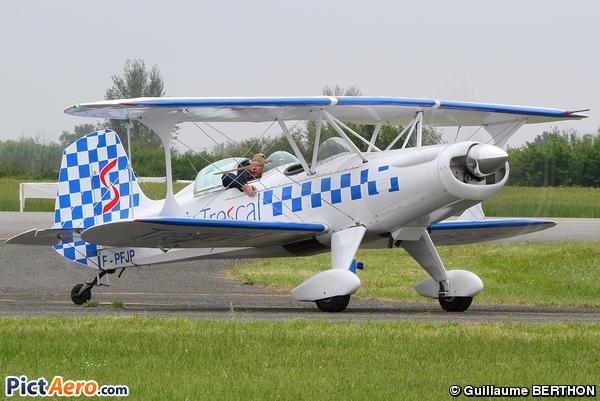 SA-300 Starduster (D'HULST Jean-Marc)
