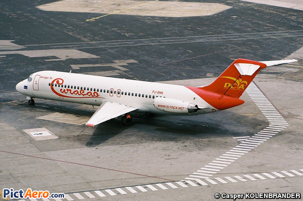 Douglas DC-9-31 (Dutch Caribbean Airlines (DCA))