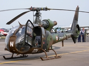 Aérospatiale SA-342L1 Gazelle (F-MGEN)