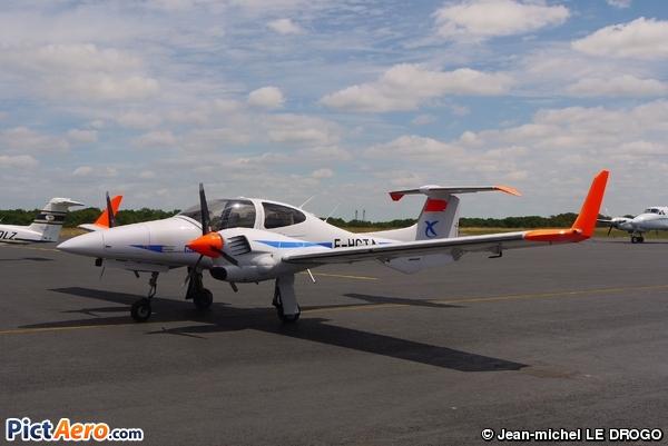 Diamond DA-42 Twin Star (Direction Générale de l'Aviation Civile (DGAC))