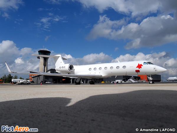 Gulfstream Aerospace G-V SP (Jet Aviation Business Jets)