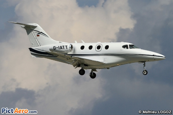 Raytheon 390 Premier I (Vibro Air Services)