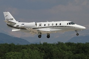 Cessna Citation 560XLS (OO-EBE)