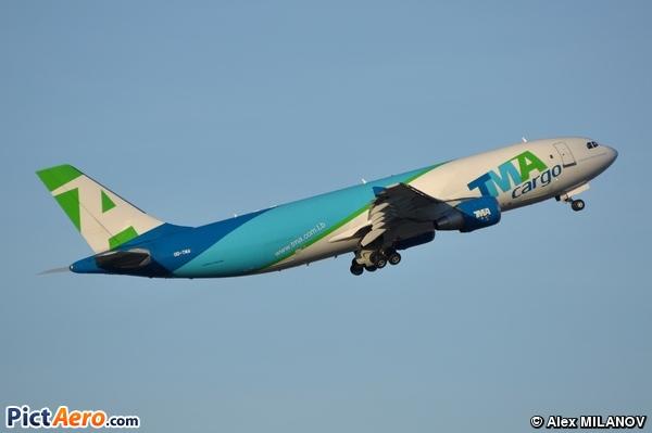 Airbus A300F4-622R (Trans Mediterranean Airways (TMA))