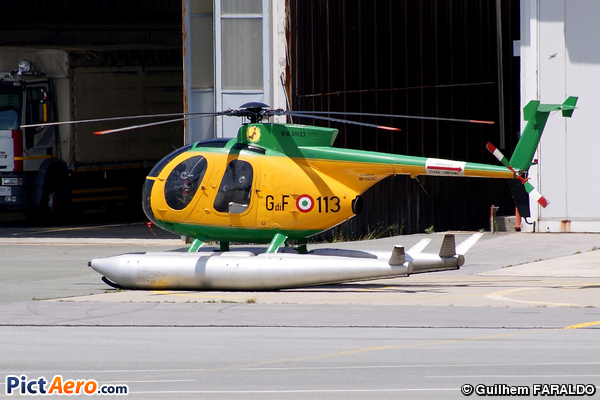 BredaNardi NH-500MD  (Italy - Guardia di Finanza)