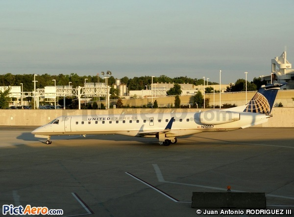 Embraer EMB-145XR (United Express (Express Jet Airlines))