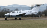 Beech F90 King Air (F-GETI)