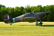 Hawker Hurricane MK XII (G-HURI)