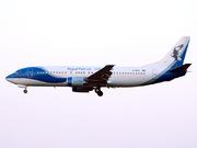 Boeing 737-4K5 (JY-RFF)