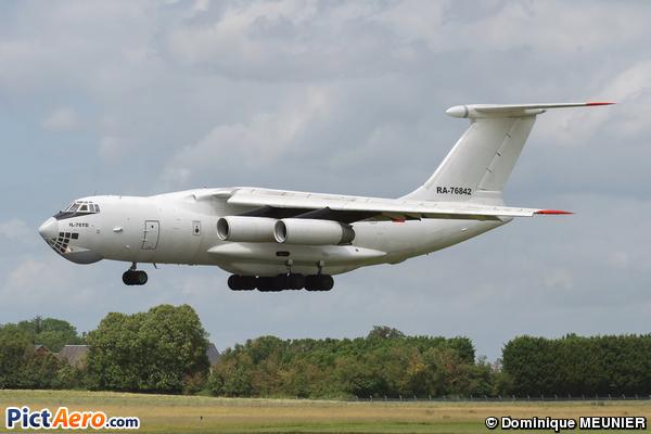 Iliouchine Il-76TD (Aviacon Zitotrans)