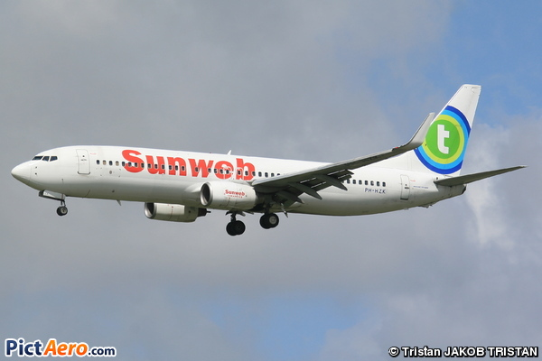 Boeing 737-8K2/WL (Sunweb (Transavia Airlines))